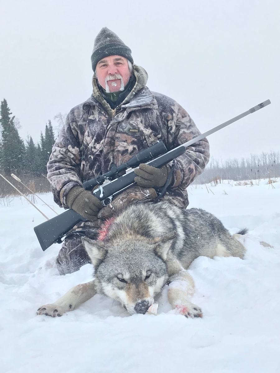 Ontario Wolf Hunting Packages