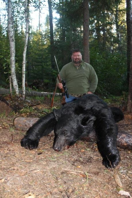Ontario Bear Hunting Packages
